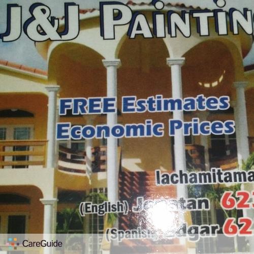 Painter Provider Jonatan Jimenez's Profile Picture