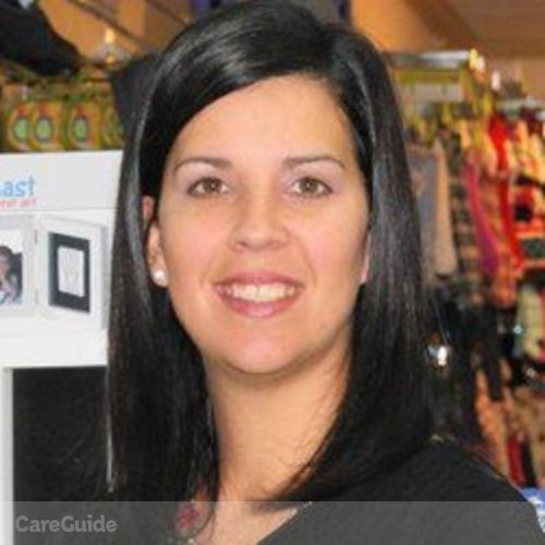 Canadian Nanny Provider Nathalie Lessard's Profile Picture