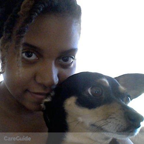 Pet Care Provider Nia Barnes's Profile Picture