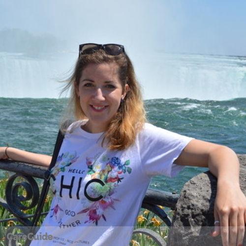 Canadian Nanny Provider Sara Bobinac's Profile Picture