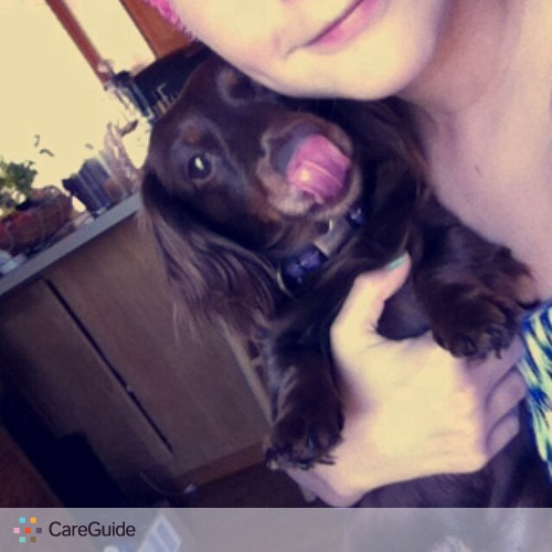 Pet Care Provider Briley C's Profile Picture