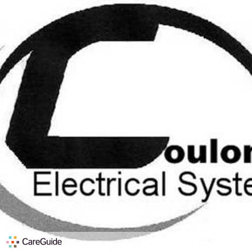 Electrician Provider Coulomb Electric's Profile Picture