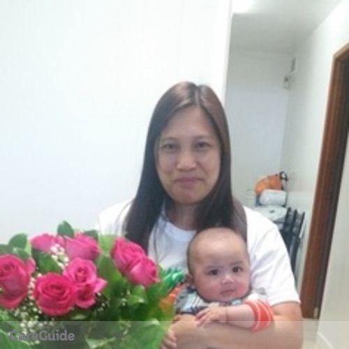 Canadian Nanny Provider Marites Castro's Profile Picture