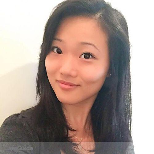 Canadian Nanny Provider Shannon Yu's Profile Picture