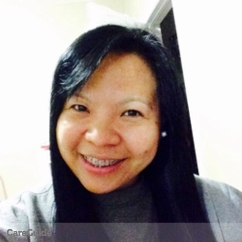 Canadian Nanny Provider Lea Sanchez's Profile Picture