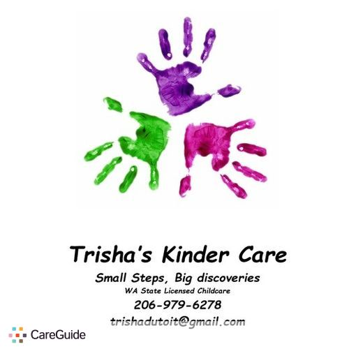 Child Care Provider Trisha du Toit's Profile Picture