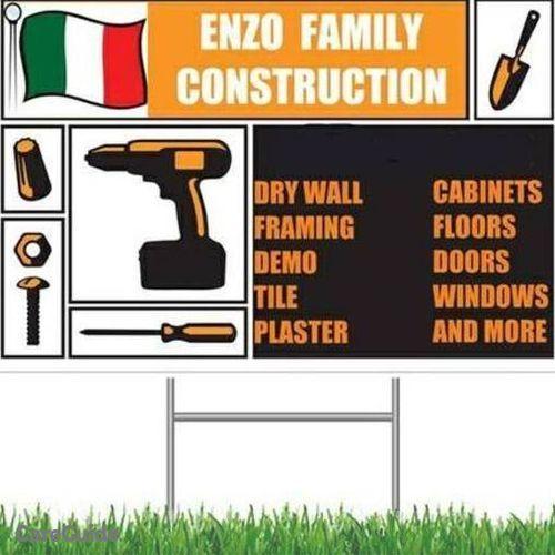 Handyman Provider Enzo Family Construction's Profile Picture