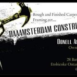 Excellent rough and finished carpenter/ handyman