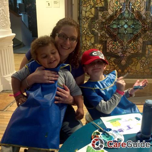 Child Care Provider Suzanne Morgan's Profile Picture