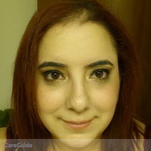 Canadian Nanny Provider Giovanna Pingitore's Profile Picture