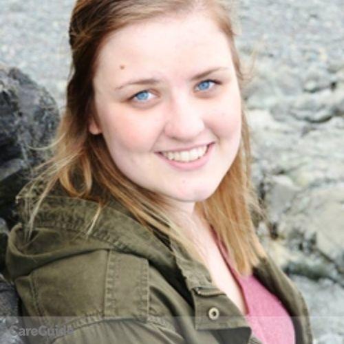 Canadian Nanny Provider Rebecca Eilers's Profile Picture