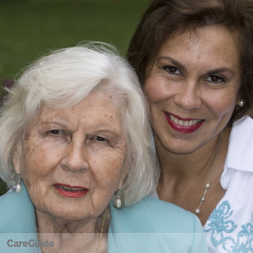 Elder Care Provider Giannina V's Profile Picture