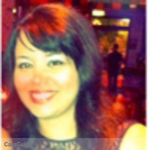 Canadian Nanny Provider Adriana Lima's Profile Picture