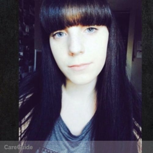 Canadian Nanny Provider Jess Martin's Profile Picture