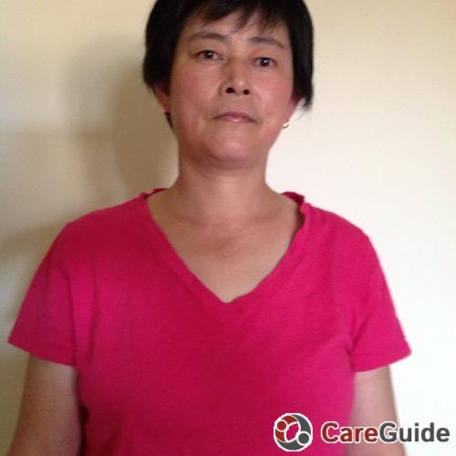 Child Care Provider Huiqin Nie's Profile Picture