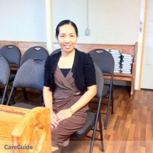 Canadian Nanny Provider Jacquelline Robles's Profile Picture