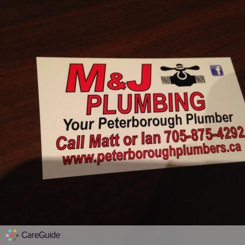 Plumber Provider Matt Girard's Profile Picture