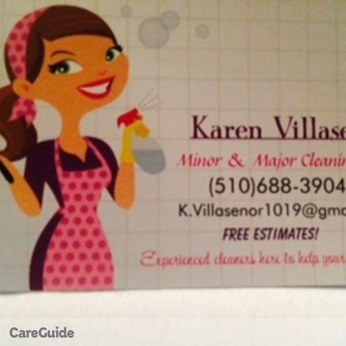 Housekeeper Provider Karen Villasenor's Profile Picture