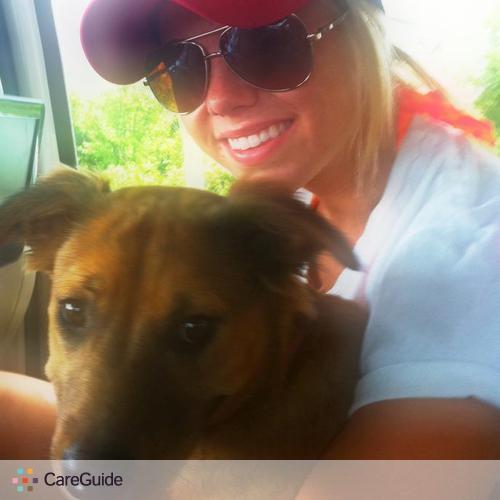 Pet Care Provider Taylor Lafavre's Profile Picture