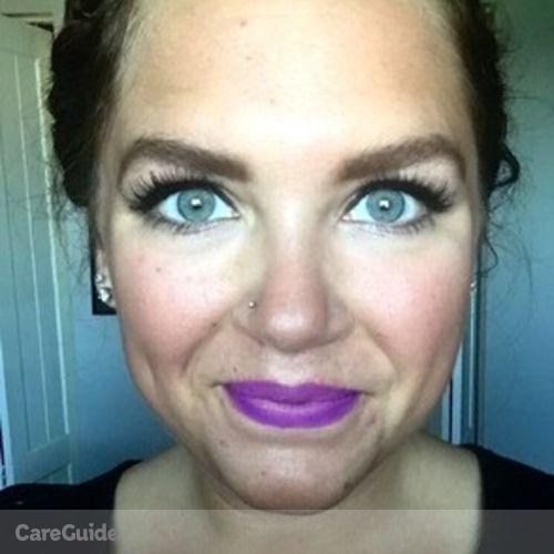 Canadian Nanny Provider Jessica Welder's Profile Picture