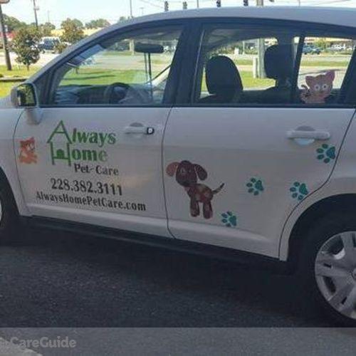Pet Care Provider Maria H's Profile Picture