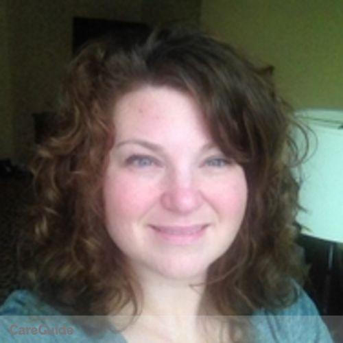 Canadian Nanny Provider Jacqueline P's Profile Picture