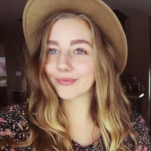 Canadian Nanny Provider Sarah Conomy's Profile Picture