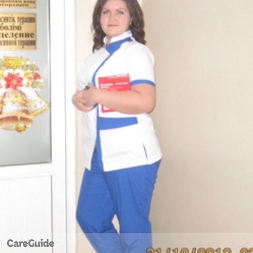 Canadian Nanny Provider Evgenia Semenova's Profile Picture