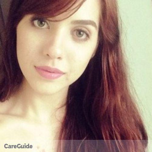 Canadian Nanny Provider Maria Nathalia Itagiba Fonseca's Profile Picture