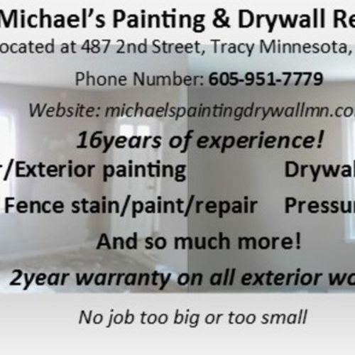 Painter Provider Michael Monmaney's Profile Picture