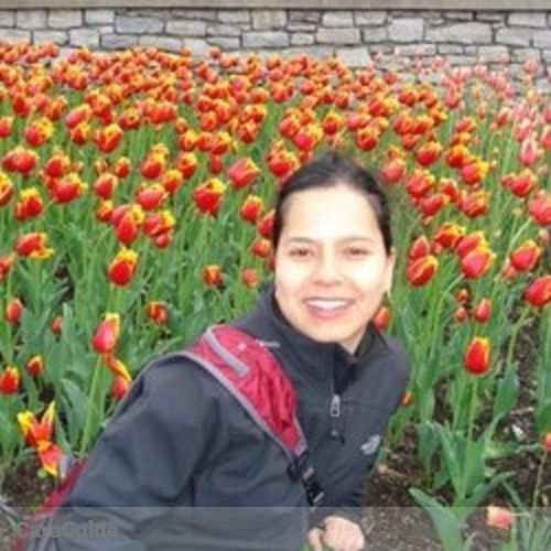 Canadian Nanny Provider Lina Tabares's Profile Picture