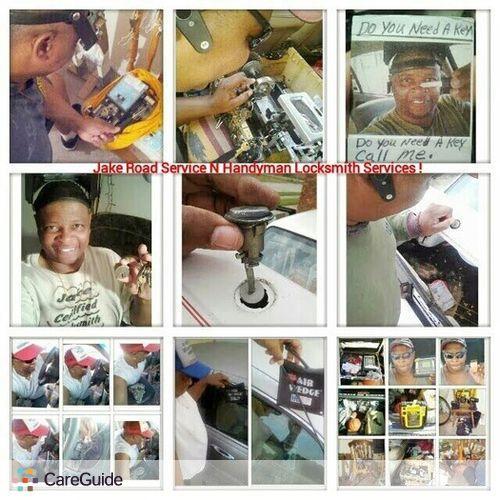 Handyman Provider Locksmith Jake A M's Profile Picture