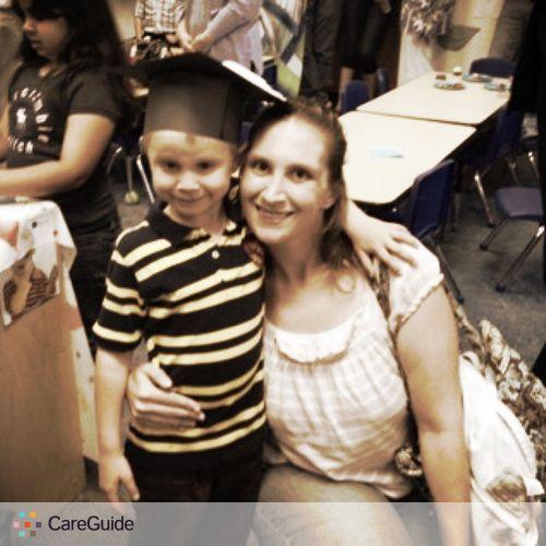 Child Care Provider Jillian Cote's Profile Picture