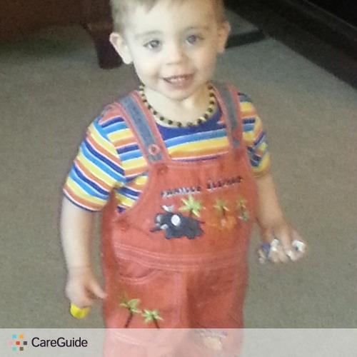 Child Care Provider melissa elenora's Profile Picture