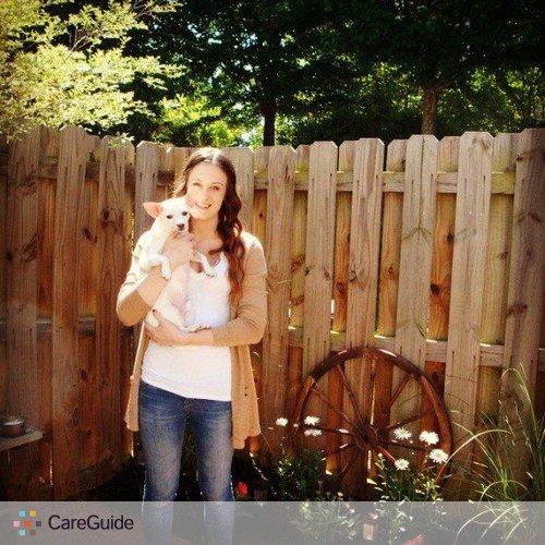 Pet Care Provider Jessica P's Profile Picture
