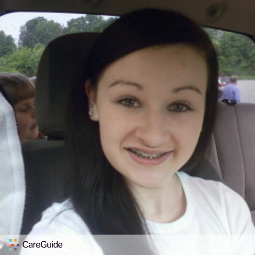 Child Care Provider Abby Sump's Profile Picture