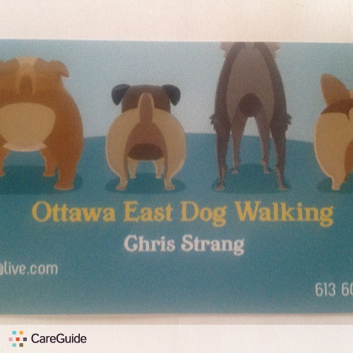 Pet Care Provider Chris Strang's Profile Picture