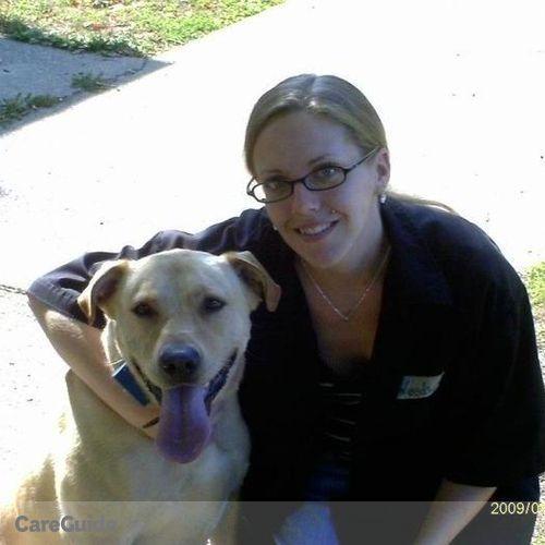 Pet Care Provider Kari Thompson's Profile Picture