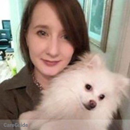 Pet Care Provider Emily D's Profile Picture