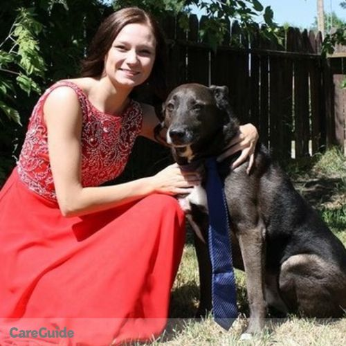 Pet Care Provider Cheyanne Nordmarken's Profile Picture