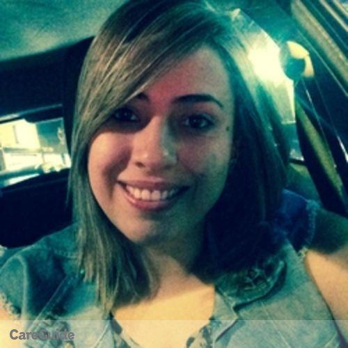 Canadian Nanny Provider Camila Veloso's Profile Picture