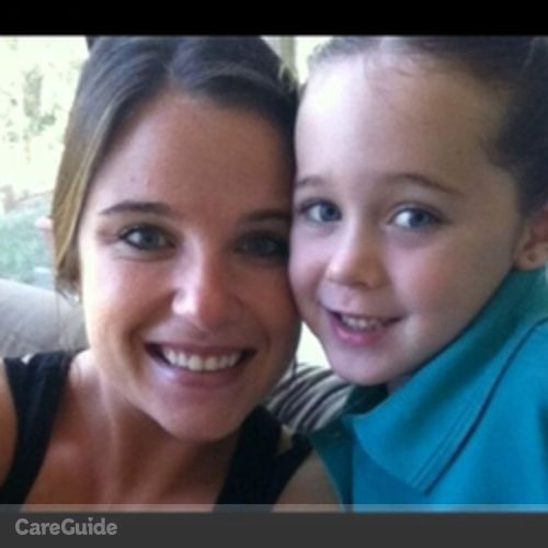 Canadian Nanny Provider Jennifer McGuire's Profile Picture