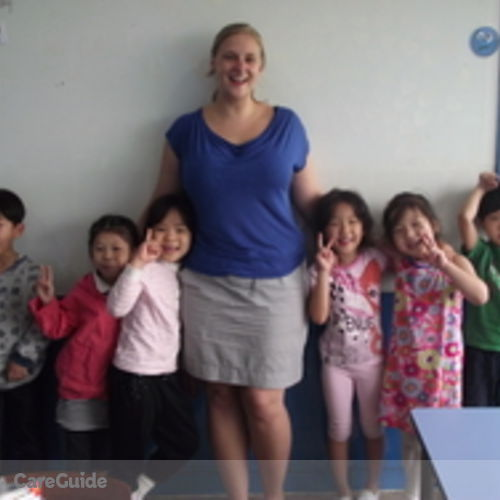 Canadian Nanny Provider Alicia Winn's Profile Picture