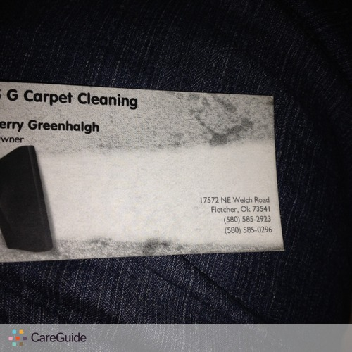 Housekeeper Provider Terry Greenhalgh's Profile Picture