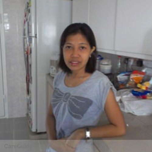 Canadian Nanny Provider Riza Semolava's Profile Picture