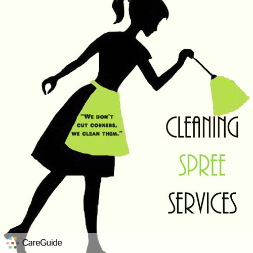 Housekeeper Job Cleaning Spree Services's Profile Picture