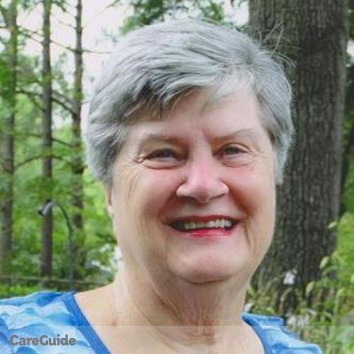 House Sitter Provider Nancy Horsman's Profile Picture