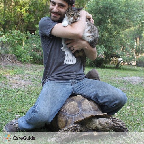 Pet Care Provider Andrew Ratiner's Profile Picture