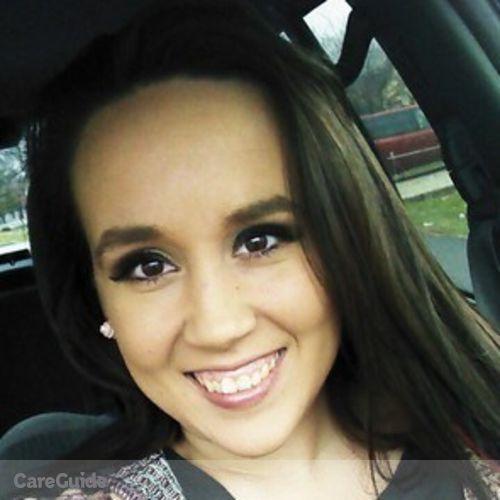 Elder Care Provider Ashley Z's Profile Picture