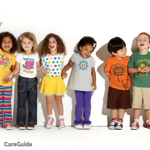Child Care Provider Stepping Stones Academy's Profile Picture